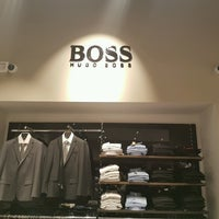 Photo taken at Hugo Boss by Adva R. on 12/27/2016