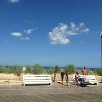 Photo taken at Rehoboth Beach Boardwalk by Alan B. on 7/6/2013