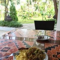 Photo taken at Bintang Flores Hotel by Yoichi N. on 12/26/2015