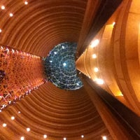 Photo taken at Hotel Santiago by Alex K. on 12/7/2012