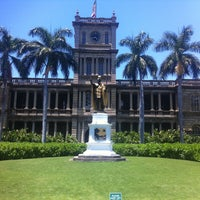 Photo taken at Hawaii Supreme Court Law Library by Dāmé D. on 5/11/2013