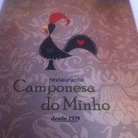 Photo taken at Camponesa do Minho by Luiz R. on 12/15/2013