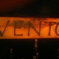 Photo taken at Vento by Luiz R. on 6/7/2013