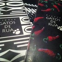 Foto tomada en Gatos de Rua por Luiz R. el 12/31/2012