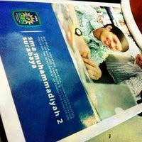 Photo taken at SMA Muhammadiyah 2 Surabaya by Fauzan A. on 10/21/2013