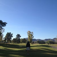 Photo taken at Camelback Golf Club by Greg B. on 12/1/2012