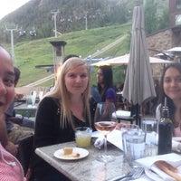 Photo taken at Zeno Aspen by Pau R. on 7/17/2015
