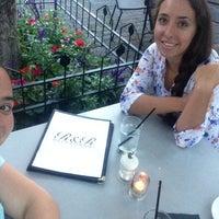 Photo taken at R&R Restaurant by Pau R. on 8/15/2014