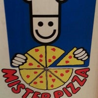 Photo taken at Mister Pizza by Alessandro T. on 7/7/2013