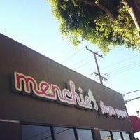 Photo taken at Menchie's Frozen Yogurt by Jose B. on 6/27/2013