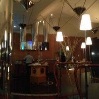 Photo taken at Jeddah Hilton Executive Lounge by Kerry P. on 4/14/2013