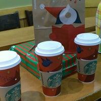 Photo taken at Starbucks by Alex C. on 11/18/2012