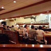 Photo taken at Sushi King by greggu c. on 2/23/2013