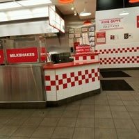 Photo taken at Five Guys by Michelle B. on 1/13/2017