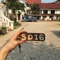 Photo taken at Thavonsouk Resort and Hotel Vientiane by y l. on 3/28/2016