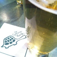Photo taken at The Greene Turtle by jaymette on 4/4/2013