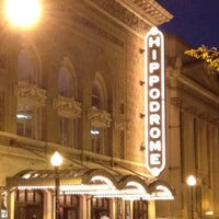 Photo taken at The Hippodrome Theatre at the France-Merrick Performing Arts Center by Emma on 10/6/2012
