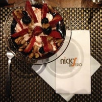 Photo taken at Nick's Bistro by C H. on 10/2/2012