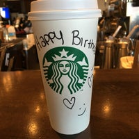 Photo taken at Starbucks by Jeff I. on 2/12/2016