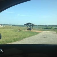 Photo taken at Potter's Creek Park by Medusa💋 on 7/30/2013