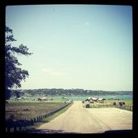 Photo taken at Potter's Creek Park by Medusa💋 on 7/29/2013