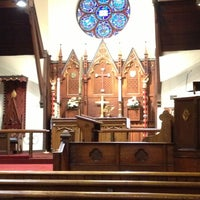 Photo taken at St. Paul's Episcopal Church by Susan S. on 5/19/2013