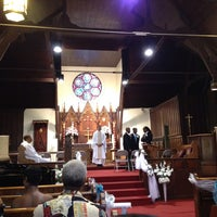 Photo taken at St. Paul's Episcopal Church by Susan S. on 7/27/2013