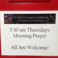 Photo taken at St. Paul's Episcopal Church by Susan S. on 6/27/2013