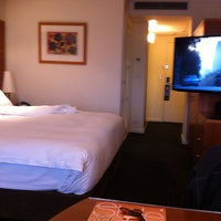 Photo taken at Hilton Adelaide by Peter L. on 4/13/2013