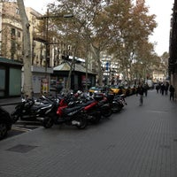 11/22/2012 tarihinde C A.ziyaretçi tarafından Hotel Serhs Rivoli Rambla'de çekilen fotoğraf