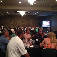 Photo taken at Ridglea Country Club by Woody M. on 7/17/2014