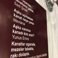 Photo taken at Arslanbey Kanatçısı by Sanem S. on 2/27/2017