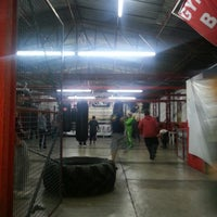 Photo taken at Boxing Club by Hector H. on 1/23/2013