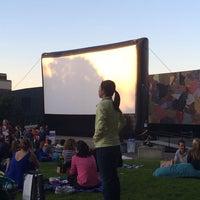 7/27/2014にJamie L.がSeattle Center - Movies at the Muralで撮った写真