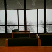 Photo taken at Library @ UW-Parkside by Tony A. on 2/17/2014