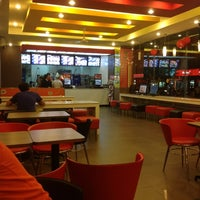 Photo taken at Lotteria by KiM D. on 10/3/2012