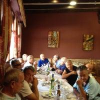 Foto scattata a Restaurante El Escorial da Rafael G. il 9/19/2012