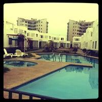 Photo taken at Marina Serena Apart Hotel by Xsytrax E. on 1/1/2013