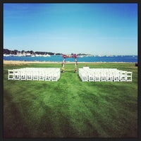 Photo taken at Wentworth By The Sea Country Club by Stefan P. on 8/25/2013
