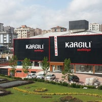 Photo taken at Kargılı Mobilya Maltepe Showroom by Oğuzhan E. on 6/9/2014