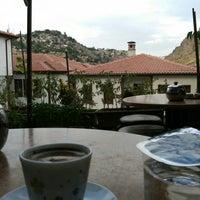 Photo taken at Tesadüf Cafe by Ozan Ç. on 7/28/2016