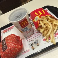 Photo taken at McDonald's by あろかむ on 11/15/2015