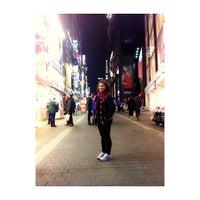 Photo taken at Jongno 3-ga Street Food by memo t. on 1/10/2014