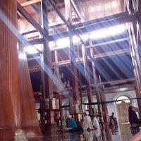 Photo taken at Masjid Agung Sunan Ampel by Ario W. on 7/27/2013