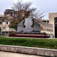Photo taken at Baltimore County Courts Building by Alyssa W. on 11/1/2012
