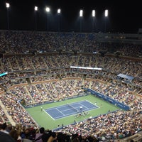 Photo taken at US Open Tennis Championships by Naman S. on 8/31/2013