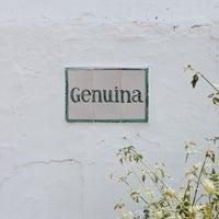Foto tomada en La Genuina por Héctor M. el 6/11/2016