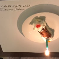 Das Foto wurde bei Ristorante Italiano Bottega Di Brontolo von Foxy F. am 11/21/2017 aufgenommen