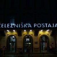 Photo taken at Železniška postaja Ljubljana / Train Station by Alex B. on 6/26/2013