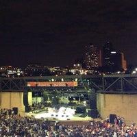 Photo taken at Mud Island Amphitheatre by Clarissa G. on 10/9/2013